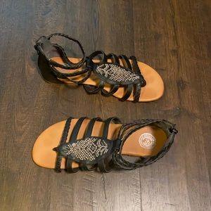 SO Gladiator Sandals